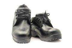 Zbawczy buty na białym tle Obrazy Royalty Free