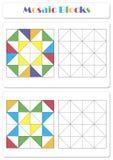 Zbiera poprawną sekwencję elementy ilustracji