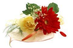 zbieranie kwiaty Zdjęcia Royalty Free