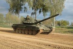 Zbiornik T-90 Obraz Stock
