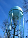 zbiornik wody Obrazy Royalty Free