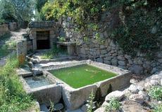 zbiornik wody Zdjęcia Royalty Free