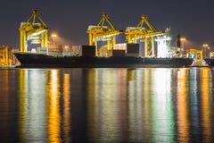 Zbiornika ładunku zafrachtowań statek obrazy stock