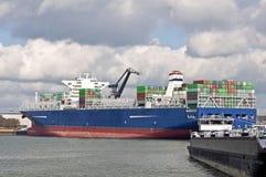 zbiornika oleju statku tankowiec Zdjęcie Royalty Free