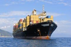 zbiornika statek Obraz Royalty Free