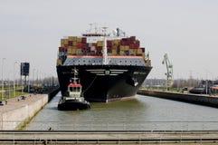 zbiornika statek obraz stock