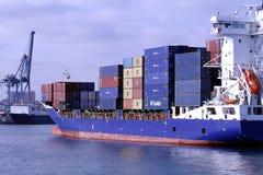Zbiornika statek Zdjęcie Royalty Free