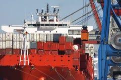 Zbiornika statek 07 Fotografia Stock