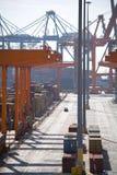 Zbiornika terminal Fotografia Royalty Free