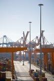 Zbiornika terminal obrazy stock