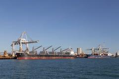 Zbiornika terminal w Townsville, Australia obraz stock