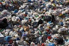 zbiorniki plastikowi Obrazy Royalty Free