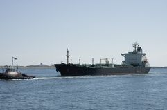 zbiornikowce do przewozu ropy naftowej Obraz Royalty Free