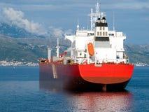 zbiornikowce do przewozu ropy naftowej Fotografia Stock