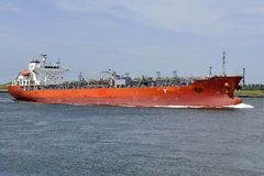 zbiornikowiec do ropy Obraz Royalty Free
