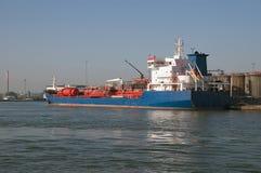 zbiornikowiec do ropy Obrazy Royalty Free