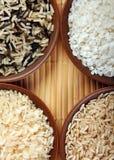zbioru ryżu Obraz Royalty Free