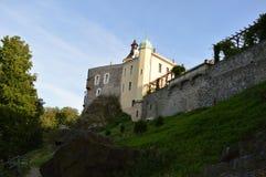 Zbiroh-Schloss, Tschechische Republik Lizenzfreies Stockfoto