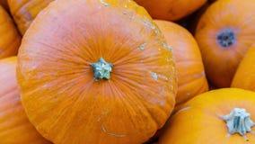 Zbliża wewnątrz na pomarańczowych baniach