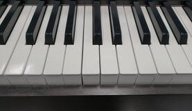 zbliża się pianino, tło i tekstura elektryczni, zdjęcia royalty free