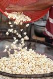 zbliżenia kukurydzana projekta wystrzału praca Obraz Royalty Free