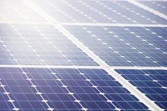 zbliżenia ogniwa słonecznego nicielnicy bateryjna energia słońce, alternativ Fotografia Royalty Free