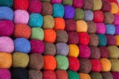 zbliżenia tła szal z tkaniny żyje Fotografia Royalty Free