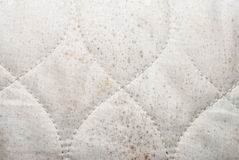 Zbliżenie Białego Hourglass tkaniny Background/Kształtna tekstura Fotografia Royalty Free