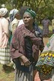 Zbliżenie członek kobieta od kobiet bez mąż kobiet ostracized od społeczeństwa lub gubili ich hu Zdjęcie Royalty Free