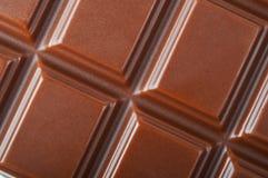 Zbliżenie czekolada Obrazy Stock