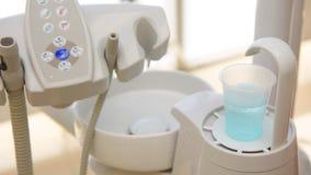 Zbliżenie dentysty nowożytni narzędzia Obraz Royalty Free