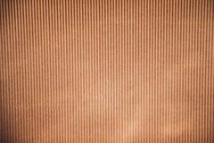Zbliżenie obdarty Kartonowy tekstury tło na pokazie zdjęcia royalty free
