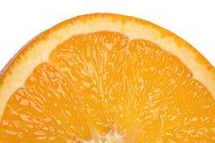 zbliżenie pomarańcze Obrazy Stock