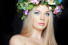 Wiosna styl zdjęcia royalty free