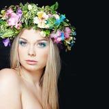 Wiosna styl fotografia royalty free