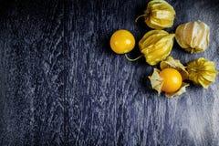 Zbliżenie przylądka pomarańczowi organicznie agresty Obrazy Royalty Free
