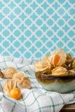 Zbliżenie przylądka pomarańczowi organicznie agresty Fotografia Royalty Free