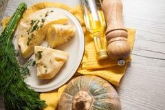 Zbliżenie serowy kulebiak zdjęcie royalty free