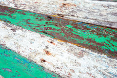 Zbliżenie stary drewno Obraz Royalty Free