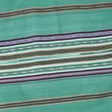 Zbliżenie tablecloth robić pościel fotografia royalty free