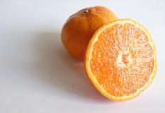 Zbliżenie wizerunek pomarańczowa owoc Obraz Stock