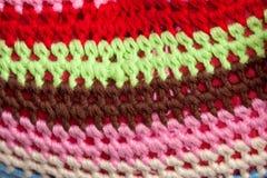 zbliżenia crochet Zdjęcia Stock