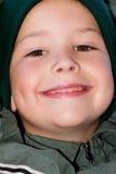 zbliżenia cutie dimples Obrazy Stock