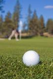 zbliżenie balowy golf Obraz Royalty Free