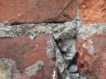 zbliżenie brickwork Fotografia Royalty Free