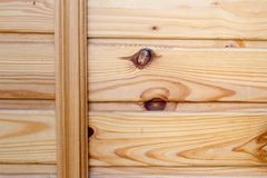 Zbli?enie drewniane deski przymocowywa? przecinaj?cym barem temat ?rodowiskowy kolegowanie zdjęcie royalty free