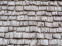 Zbliżenie drewniany siatka dachu wzór Obraz Stock