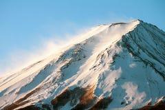 Zbliżenie góra Fuji Obrazy Royalty Free