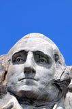 zbliżenie George Washington Zdjęcia Stock
