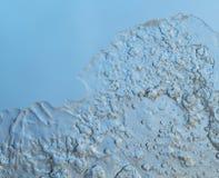 zbliżenie lód Fotografia Stock